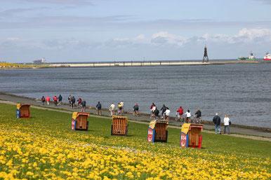 Mobiltour-Tour Cuxhaven