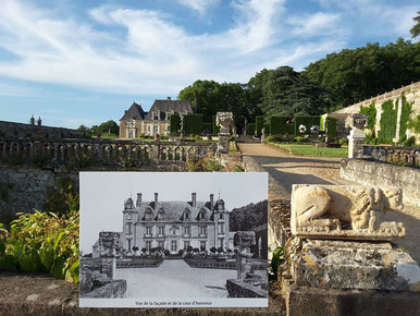 visite-château-de-Valmer-Chançay-Vallée-de-la-Loire-Touraine-jardins-Renaissance