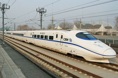 China's bullet trains will transport cargo at high speed on domestic routes