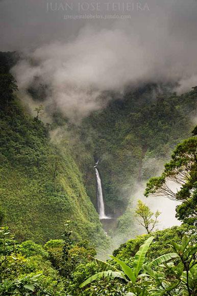 Cascada de San Fernando, Alajuela
