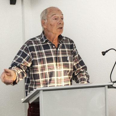 Jiddisch ist das Thema des Vortrags von Dr. Jens Gundlach – mit all seinen Facetten.