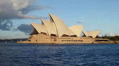 Sydney Opernhaus, Foto: Hans-Werner Neumann