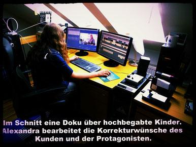 Gerd Miethe City-TV Polsum Videoproduktion Filmproduktion Schnitt mit Premiere