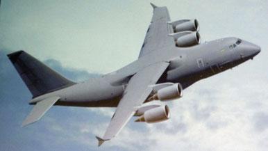 Entwurf einer An-188
