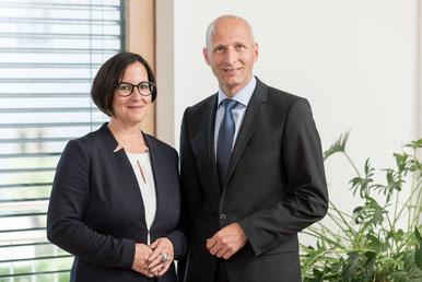 Markus Aigner, Sandra Mayrhauser-Schiemer, Weiland Beratung & Training