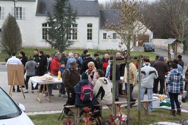 Randonnée pédestre à Lassay-sur-Croisne, village touristique de Sologne - vacances en famille au coeur des châteaux de la Loire Chambord, Cheverny, Blois, ZooParc de Beauval