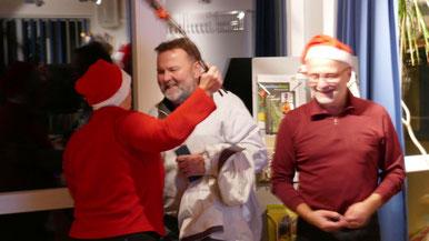 Herzliche Grüße vom Nikolaus