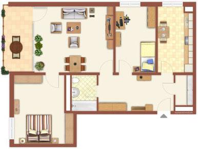Wohnung in München Milbertshofen