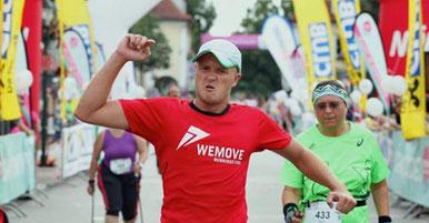 Laufen im Sommer - Markus Steinacher - Rosenarkadenlauf 2017