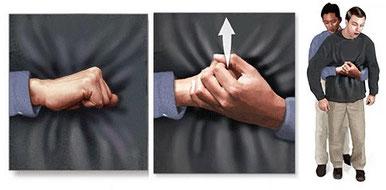 Compresiones abdominales