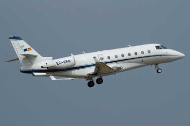 EC-KRN IAI - Israel Aircraft Industries Gulfstream G200 Galaxy GALX 188 - EXU - Executive Airlines