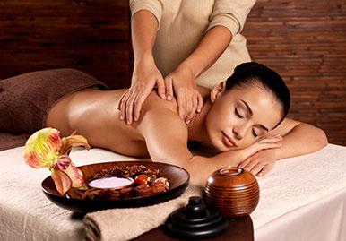 Ganzheitliche Massage Wohltat Körper Geist Seele Naturheilpraxis Voglreiter