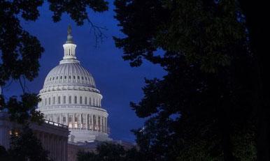 Washington: Das Capitol schürt in der EU Misstrauen.