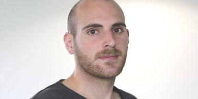 Nicholas Matthias Steinberg, Redakteur Lokalredaktion Mainz (Foto: Sebastian Stenzel)