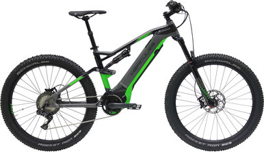 Hercules NOS Fully, e-Mountainbike 2019