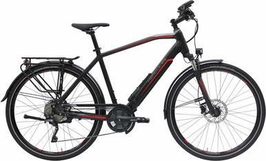 Hercules Alassio, Trekking e-Bikes 2019