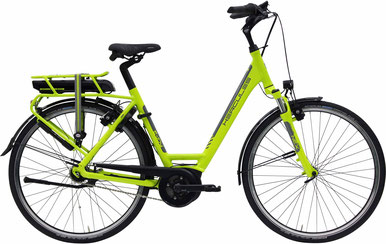 Hercules E-Joy, City e-Bikes 2019
