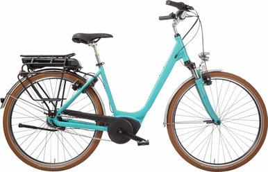 Hercules Urbanico, City e-Bikes 2019