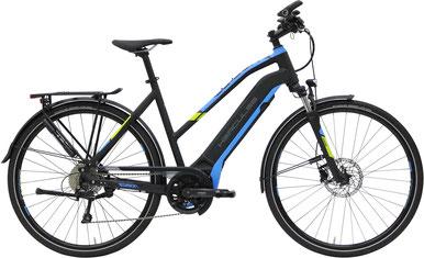 Hercules Edison, Trekking e-Bikes 2019