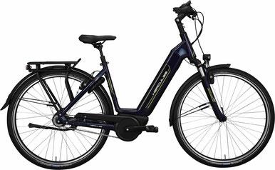 Hercules Edison City e-Bikes - 2018