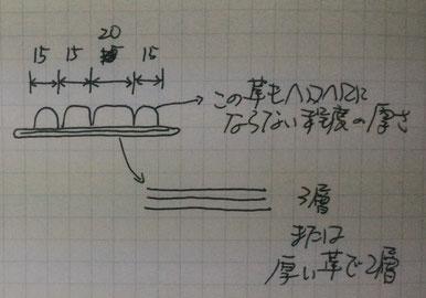 Pen4lderの横からの予定図の写真