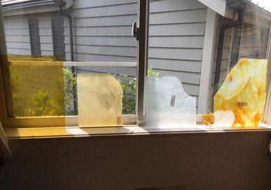 ステンドグラス用ガラス
