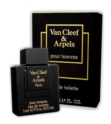VAN CLEEF & ARPELS POUR HOMME - EAU DE TOILETTE POUR HOMME 5 ML