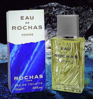 EAU DE ROCHAS - HOMME EAU DE TOILETTE 10 ML