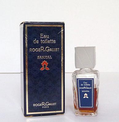 ROGER & GALLET - SANTAL EAU DE TOILETTE
