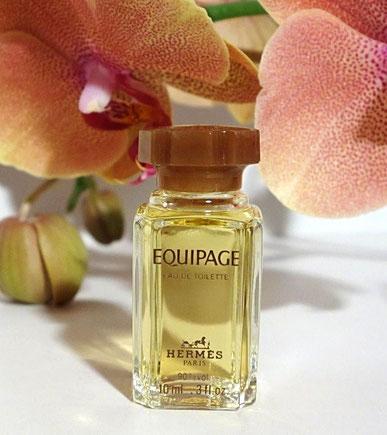 EQUIPAGE - EAU DE TOILETTE POUR HOMME 10 ML - MINIATURE SEULE