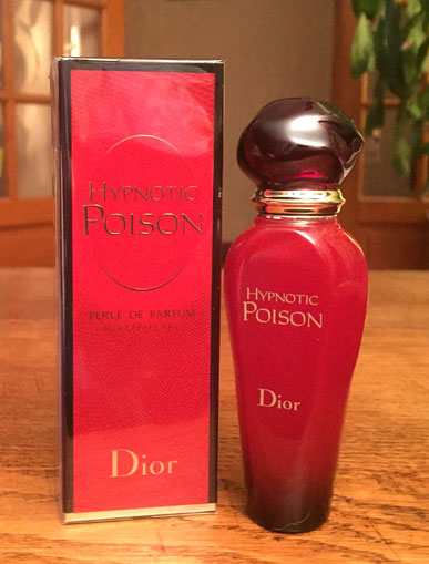 2019 - HYPNOTIC POISON : PERLE DE PARFUM, ROLL'ON
