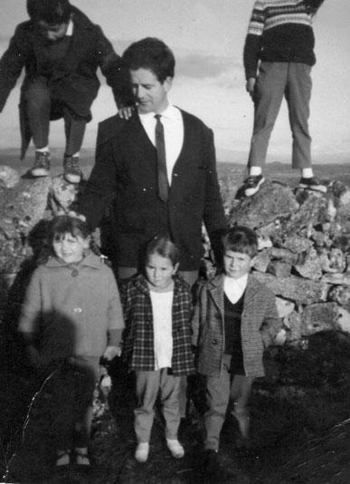 Niños en la Puebla. Merche. P. Privada.