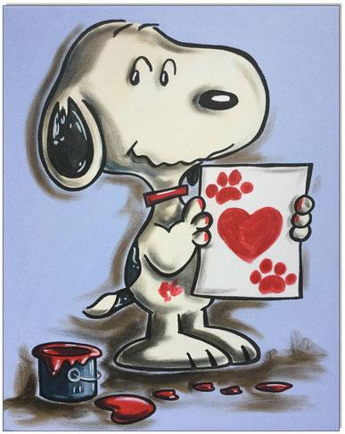 Snoopy Heart