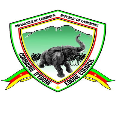 Commune d'Eboné, le logo