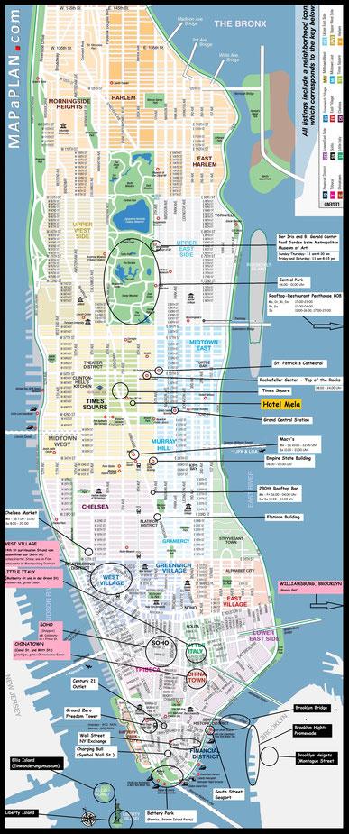 USA, Reisebericht USA, New York, Reisebericht New York, Big Apple, Times Square, Top of The Rocks, Liberty Island, Freiheitsstatue, Ellis Island, Staten Island Ferry, Bar 230 Fifth', Central Park, Wall Street, Broadway New York