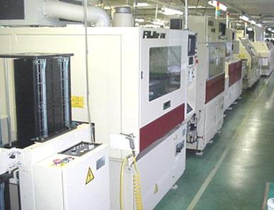 オリテックの実装機・高速機 FUJIや印刷機など