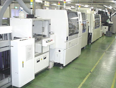 オリテックの実装機・高速機 九松や印刷機など