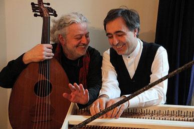 Marwan Abado und Paul Gulda