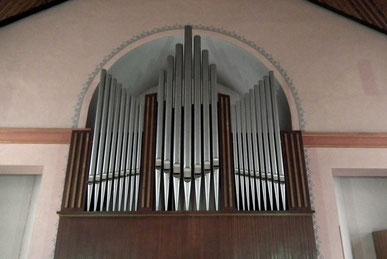 st. hubertus, jaegersfreude, orgel, firma spaeth