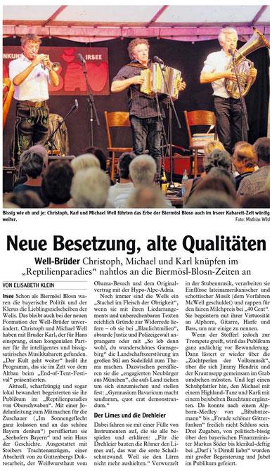 Kleinkunstverein-Altbau e.V. - Well-Brüder