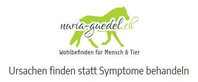 nuria-guedel.ch - Wohlbefinden für Mensch & Tier