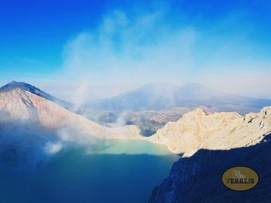 Kratersee Ijen