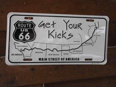 Bild: Route 66, HDW, Hans-Dieter Wuttke, Route 66 oder nix,