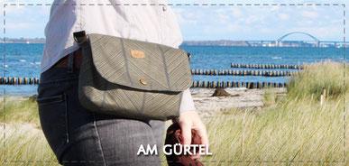 Julia Design Albertine Gürtel Gürteltasche