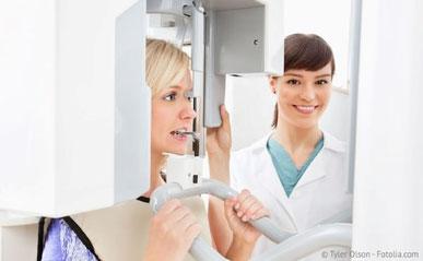 Weniger Strahlenbelastung mit digitalem Röntgen