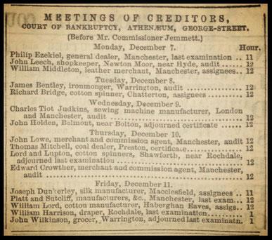 Manchester Courier - 5 December 1857