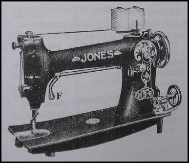 JONES HS-6