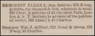 New York Directory 1859-60