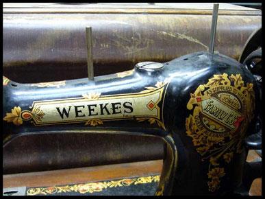 Jones 211.596 WEEKES - The NeedleBar  (1912 c.)