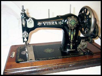Jones 442.664 VIBRA (The NeedleBar)